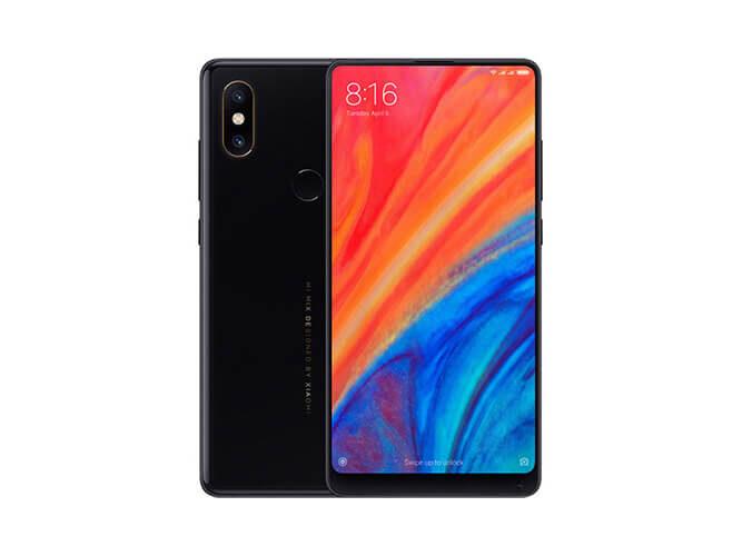 Xiaomi Mi MIX2s RAM8GB の買取価格