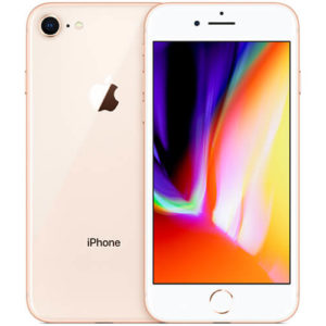 au iphone8 64GB Gold