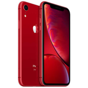iphoneXR red