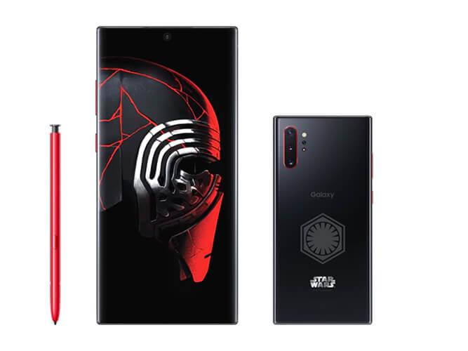 SAMSUNG docomo Galaxy Note10+ Star Wars Special Edition SC-01M の買取価格