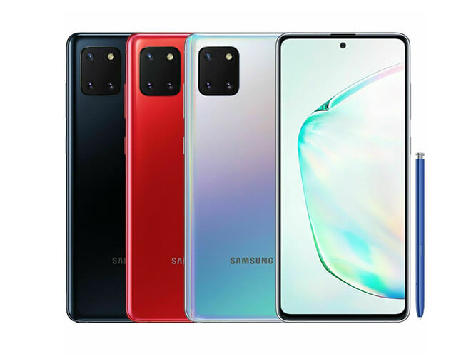 SAMSUNG Galaxy Note10 Lite Dual-SIM SM-N770FD の買取価格