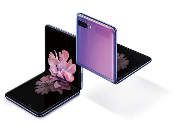SAMSUNG Galaxy Z Flip SCV47 買取